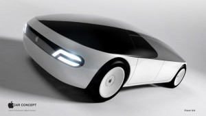 apple car, apple,