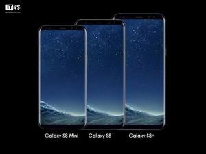 Mini Samsung Galaxy S8 On The Way