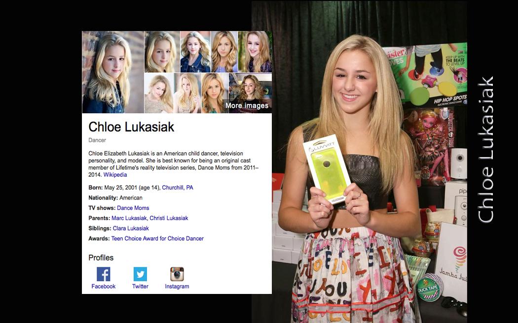 Chloe Lukasiak