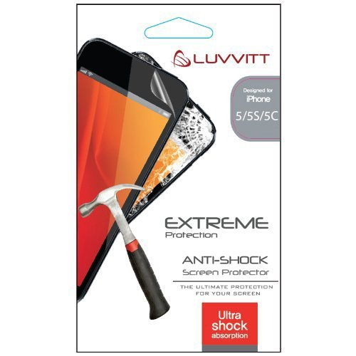 Image of LUVVITT ANTI-SHOCK Ultra-Clear Screen Protector for Samsung Galaxy Note 3