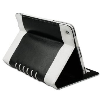 LUVVITT ATTITUDE Case for iPad MINI / iPad MINI 2 - Black&White