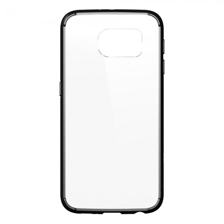 LUVVITT CLEARVIEW Samsung Galaxy S6 Case - Black