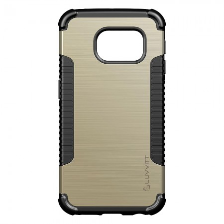 LUVVITT ULTRA ARMOR Galaxy S6 EDGE Case - B/G/S