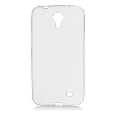 LUVVITT FROST Soft Slim Transparent TPU Case for Galaxy MEGA 6.3 inch - Frost