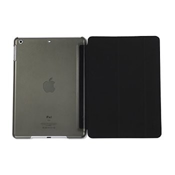 LUVVITT RESCUE Case Full Body Front and Back Cover for iPad Mini 3 - Black