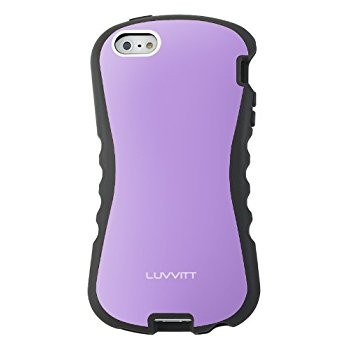 LUVVITT ARMOR PRO Case for iPhone 5 / 5S (LIFETIME WARRANTY) - Green