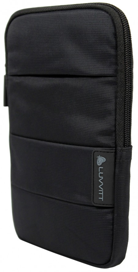 LUVVITT MASTER Sleeve - Universal Ballistic Zip Bag for 7 inch Tablets