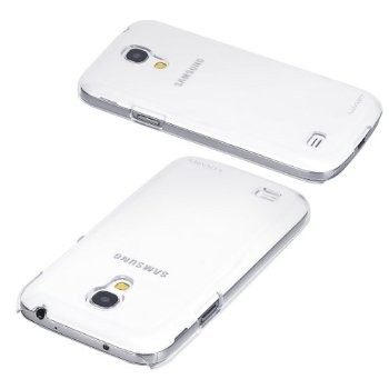 LUVVITT CRISTAL Hard Shell Anti-Scratch Case for Galaxy S4 IV MINI - Clear