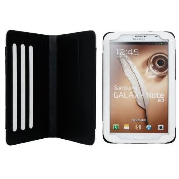 LUVVITT ATTITUDE Case for Samsung Galaxy Note 8.0 - Black&White