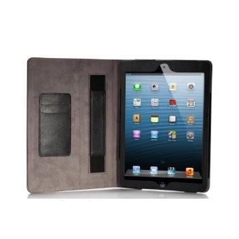 LUVVITT PORTFOLIO Case Cover for iPad AIR 5th Generation - Black