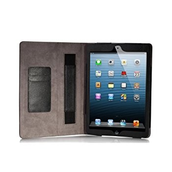 LUVVITT PORTFOLIO Case Cover for iPad AIR 5th Generation - Black