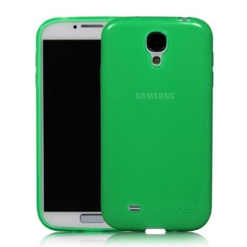 LUVVITT FROST Soft Slim TPU Case for GalaxyS4 - Green