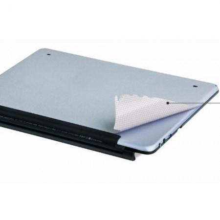 LUVVITT SILVERBACK Skin for Logitech Ultrathin Keyboard 920-005519 - Silver