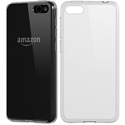 LUVVITT CLEARVIEW Amazon Fire Phone Case | Transparent Case / Cover - Clear