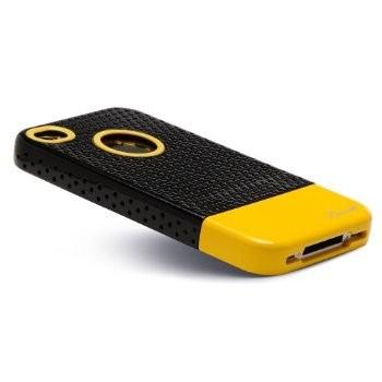 LUVVITT RESPIRA Hard Shell Case for iPhone 4 & 4S