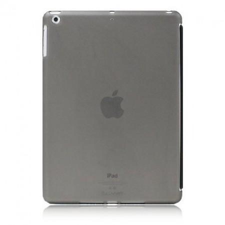 LUVVITT DOLCE Soft Skin TPU Back Cover for iPad Air 2- Black