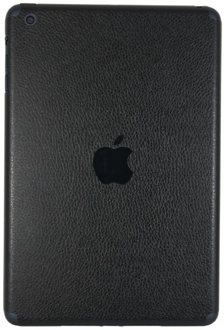 LUVVITT SILVERBACK Skin for iPad MINI - Black (with BONUS Screen Protector)