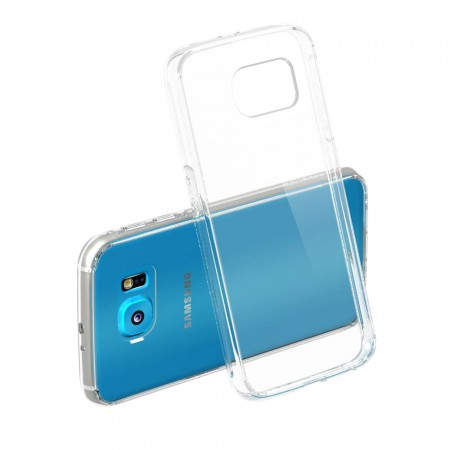 LUVVITT CLEARVIEW Samsung Galaxy S7 Active Case - Clear