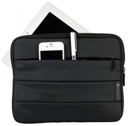 LUVVITT MASTER Sleeve Case Pouch - Ballistic Zip Bag for iPad Pro 9.7 inch