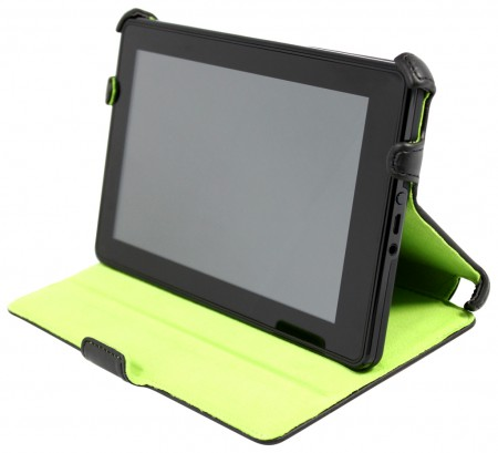 LUVVITT NEON Case for Kindle Fire - Black / Green