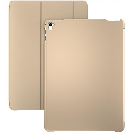 LUVVITT RESCUE Case Full Body Front and Back Cover for iPad Pro 9.7 - Gold