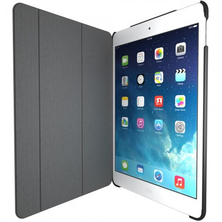 LUVVITT RESCUE Case Full Body Front and Back Cover for Apple iPad Pro 9.7 Black