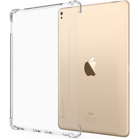 LUVVITT CLEAR GRIP Smart Cover Compatible Case for Apple iPad Pro 9.7 in - Clear