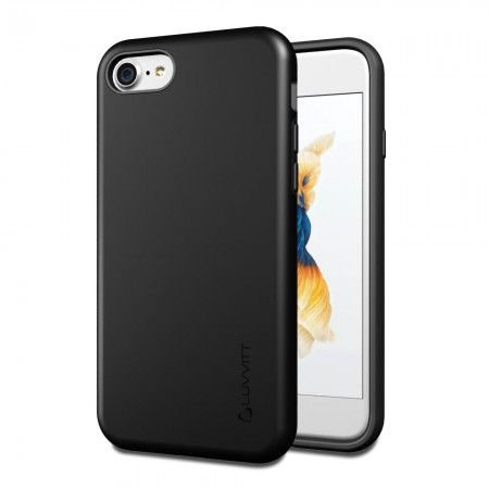 LUVVITT SUPER ARMOR Case for iPhone 7 | Dual Layer Back Cover