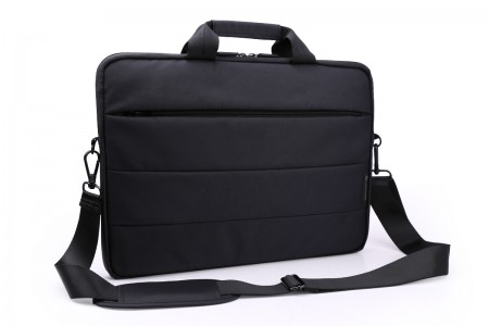 LUVVITT MASTER Briefcase Slim Bag for 15 Inch Apple MacBook Air/Pro - Black