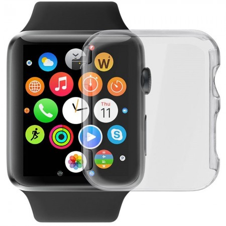 LUVVITT SUPER EASY Apple Watch Case 42mm | Screen Protector Case