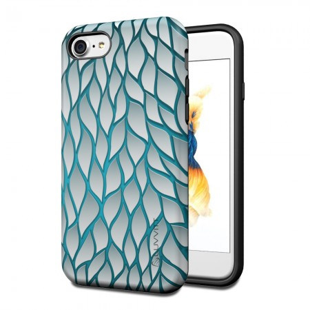 LUVVITT ARTOLOGY Armor Case for iPhone 7 | Dual Layer Back Cover - P004