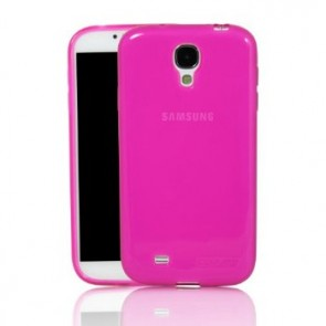 LUVVITT FROST Soft Slim TPU Case for GalaxyS4 - Pink