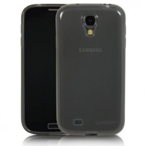 LUVVITT FROST Soft Slim TPU Case for GalaxyS4 - Smoke