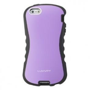 LUVVITT ARMOR PRO Case for iPhone 5 / 5S (LIFETIME WARRANTY) - Purple