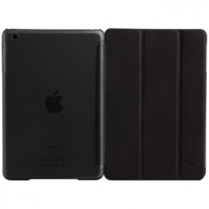 LUVVITT RESCUE Case Back and Front Cover for iPad MINI / iPad MINI 2 - Black