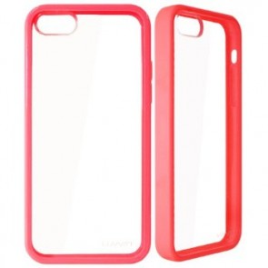 LUVVITT CLEARVIEW Case for iPhone 5C - Pink