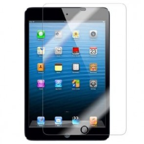LUVVITT SILVERBACK Shield Screen Protector for iPad MINI - Clear (2 x Pack)