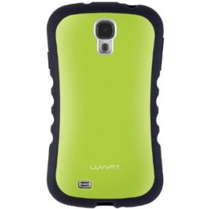 LUVVITT ARMOR PRO Case for Samsung Galaxy S4 SIV (LIFETIME WARRANTY) - Green