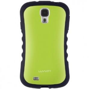LUVVITT ARMOR PRO Case for Samsung Galaxy S4 SIV (LIFETIME WARRANTY) - Green