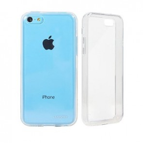 LUVVITT CLEARVIEW Case for iPhone 5C - Clear