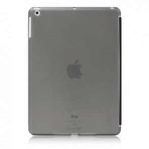 LUVVITT DOLCE Back Cover for iPad Air 5th Gen Comp. w/ Smart Cover Space Gray