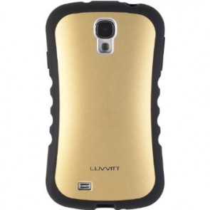 LUVVITT ARMOR PRO Case for Samsung Galaxy S4 SIV (LIFETIME WARRANTY) - Gold