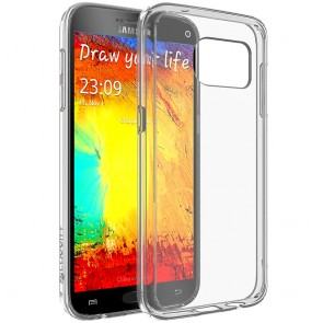 LUVVITT CLEARVIEW Samsung Galaxy S7 Case - Clear