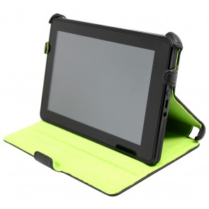 LUVVITT NEON Case for Kindle Fire - Black / Green