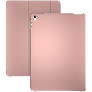 LUVVITT RESCUE Case Full Body Front and Back Cover for iPad Pro 9.7 Rose Gold