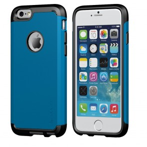LUVVITT ULTRA ARMOR iPhone 6 / 6S Case | Dual Layer Back Cover - Blue