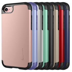 LUVVITT ULTRA ARMOR Case for iPhone 7   Dual Layer Back Cover