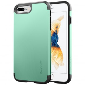 LUVVITT ULTRA ARMOR Case for iPhone 7 PLUS | Dual Layer Back Cover - Mint Green