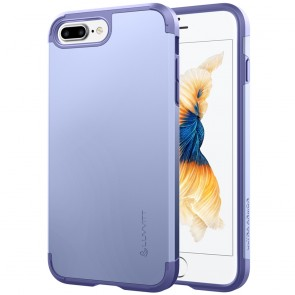 LUVVITT ULTRA ARMOR Case for iPhone 7 PLUS | Dual Layer Back Cover - Violet / Purple