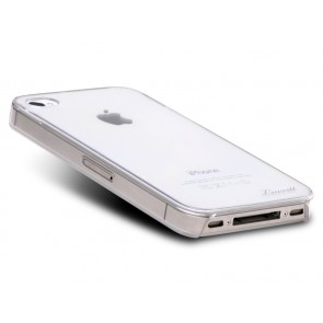 Luvvitt CRYSTAL VIEW UltraSlim Crystal Case for iPhone 4 & 4S Clear